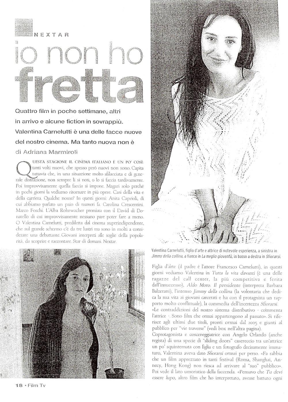 Valentina Carnelutti-film tv 1
